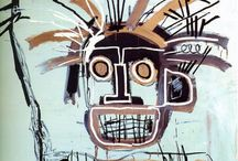 Awesome art / Collection of my favorite pieces | Gerhard Richter | Jean Michel Basquiat | Neo Rauch | Daniel Richter | Jackson Pollock and other artists
