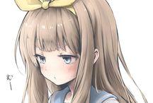 Manga/animé/dessin de musique nightcore / dessin de manga ou autre