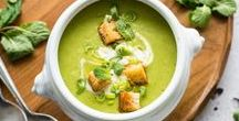 Hearty Homemade Soup / Tasty and easy Homemade soup recipes #soup