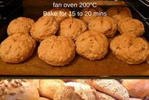 Sucessful Home Baking / Successful Home Baking, bread, cakes, tips and equipment   Breads How to bake bread, bread rolls and speciality bread. The equipment needed. Different techniques and types of bread ie Gluten free or low carb. Bread making for beginners etc