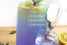 Drinks / Water drinks infused for flavour.
