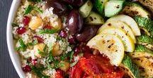Healthy Vegan Food / Vegan Food