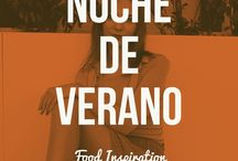 Food Inspiration by nochedeverano