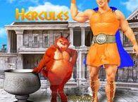 Hercules Геракл Геркулес / Геракл в древнегреческой мифологии герой, сын бога Зевса