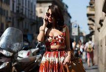fashions / by Christina Douzmanian