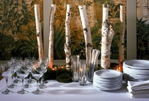 tablescapes / Ideas for setting the table with style. / by Amy Elizabeth
