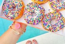 Our WorlDD of Donuts / Check out some of the donuts we've spotted at DD in our travels and on Pinterest.