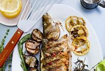 Poissons et compagnie / Idées de recettes pour cuisiner le poisson et autres merveilles de la mer.