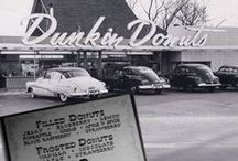 DD Time Capsule / Come take a walk down memory lane with Dunkin' Donuts as we share images from DD's rich history. / by Dunkin' Donuts