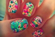 Nail Polish Addiction / Nail polish fun. / by Chelsea Mulvale