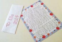 Printables for kids / by Kristina Yager-Elkins