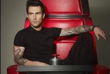 Adam Levine-Maroon 5 / by April Williams