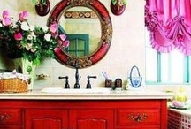 Bathroom ideas / by Sarah Jenkins