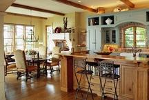 Dream Kitchen Ideas / by Sarah Jenkins