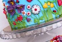 garden celebrations / Garden theme for parties, celebrations...  / by Amy Elizabeth