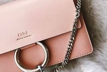 Love beautiful bags. / An admiration of beautiful bags
