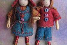 Bendy Dolls / by Helen Skeggs