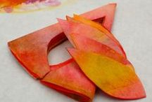 Montessori fall ideas / by Abby Lee