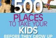 Travel with kids / by Kristina Yager-Elkins