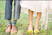 . yellow + grey wedding . / by Katherine Fedele Dearborn