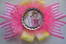 Hair Bows / by Kristina Yager-Elkins