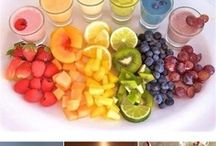 Smoothies, Shakes and Drinks / by Kristina Yager-Elkins