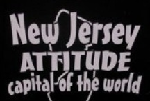 Jersey Attitude / Where you here pie and you think pizza / by Michele Difalco