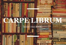 The Love of Books / Images, Nostalgia, quotes of literature...  / by Sierra Hopson