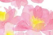Patterns, prints & textures I love!