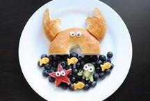 Cuisiner avec les enfants / Des idées de recettes à cuisiner avec vos enfants.