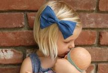 For the little ones | Hair + Accessories