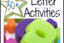 Educational Fun / Games and learning activities for bright babies. / by Amy Elizabeth