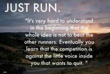 Running!! ❤ / Running everything!