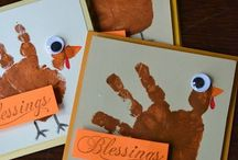 Thanksgiving and Autumn / Crafts, food, decor
