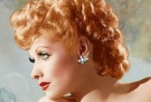 I Love Lucy / Lucille Ball / by April Williams