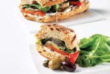 Sandwich / Inspirations pour vos sandwichs.