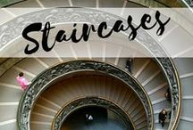 Staircases to adventure