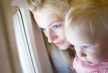 Travelling with kids / Some tips and learnings from travelling with kids of all ages.