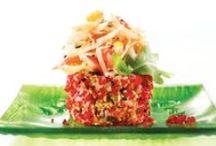 Sushis / Idées variées pour cuisiner des délicieux sushis.