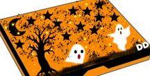 Halloween Haunted Packaging Art Contest! / We challenged our fans to BOO-tify their Dunkin' Donuts Coffee cup, Donut box or Munchkins box with fun, Halloween-inspired designs. Fans could digitally draw in ghosts, goblins and ghouls or go in-store to pick up the real deal! Here are some of our fave entries!