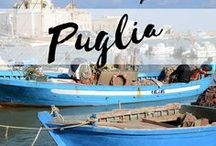 Puglia / Why you need to go to this southern area of Italy now.
