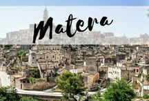 Matera / Come find out about this amazing Italian secret...for now