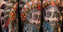 Old School Tatto - Fotos de Tatuagens / Imagens de Tatuagens no Estilo Old School