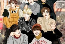 Fan Art — Kpop