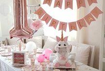 Lilly's Birthday