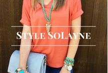 Look Book / SoLayne jewelry styled to T.