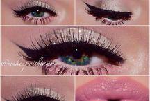 ~EYΣS&LIPS BΣΔUTY~ / Eye and lip makeup