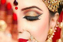 ❉ғlawleѕѕ вrιdeѕ❉ / Indian and Pakistani brides
