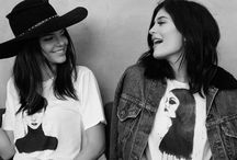 KYLIĖ& KENDALL JENNER / kylie and kendall jenner