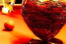 Le coeur & un billard / Une partie de billard